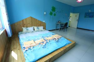 Yalongbay Bohou bay Boutique Diving Hostel, Apartmanok  Szanja - big - 11