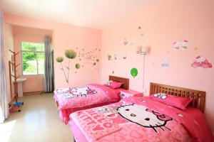 Yalongbay Bohou bay Boutique Diving Hostel, Apartmanok  Szanja - big - 13