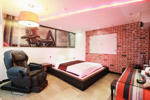 Jeju Venus Drive-in Motel, Motel  Jeju - big - 5