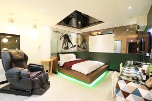 Jeju Venus Drive-in Motel, Motel  Jeju - big - 6