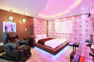 Jeju Venus Drive-in Motel, Motel  Jeju - big - 4