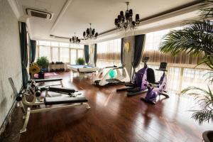 Suzhou Tianyu Garden Hotel, Hotel  Suzhou - big - 42