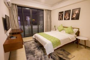 Baorui Railway Boutique Apartment, Hotely  Sanya - big - 63