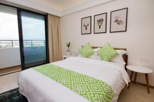 Baorui Railway Boutique Apartment, Hotely  Sanya - big - 9