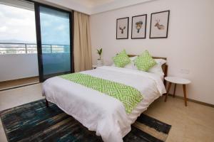Baorui Railway Boutique Apartment, Hotely  Sanya - big - 10