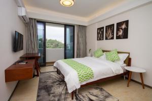 Baorui Railway Boutique Apartment, Hotely  Sanya - big - 15