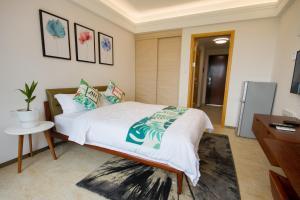 Baorui Railway Boutique Apartment, Hotely  Sanya - big - 19