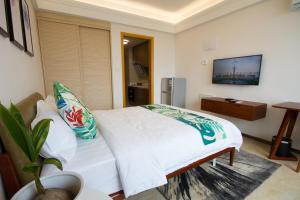 Baorui Railway Boutique Apartment, Hotely  Sanya - big - 20