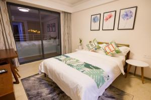 Baorui Railway Boutique Apartment, Hotely  Sanya - big - 24