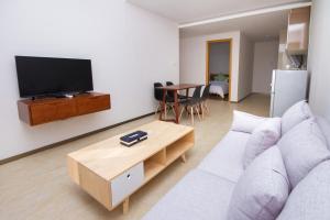Baorui Railway Boutique Apartment, Hotely  Sanya - big - 51