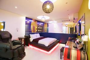 Jeju Venus Drive-in Motel, Motels  Jeju - big - 10