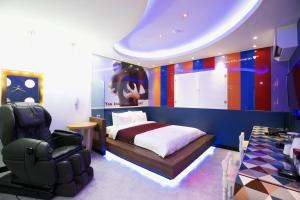 Jeju Venus Drive-in Motel, Motel  Jeju - big - 13