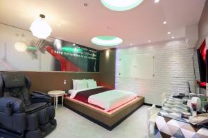 Jeju Venus Drive-in Motel, Motel  Jeju - big - 15