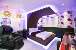 Jeju Venus Drive-in Motel, Motels  Jeju - big - 17