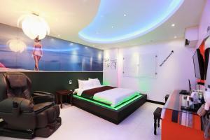 Jeju Venus Drive-in Motel, Motels  Jeju - big - 18