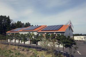 Jeju Venus Drive-in Motel, Motel  Jeju - big - 23