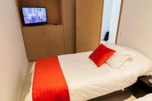 Apartamento Bacatá, Ferienwohnungen  Bogotá - big - 3