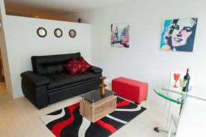 Apartamento Bacatá, Ferienwohnungen  Bogotá - big - 2