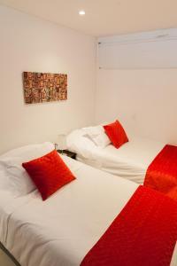 Apartamento Bacatá, Ferienwohnungen  Bogotá - big - 9