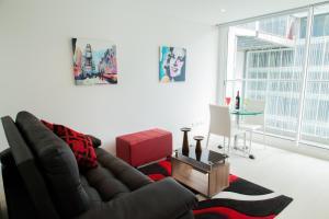 Apartamento Bacatá, Ferienwohnungen  Bogotá - big - 7