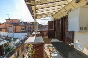DomuSteps Campo de' Fiori, Апартаменты  Рим - big - 32