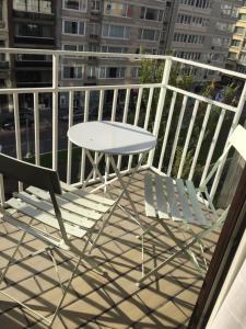 Holidaysuite Mathilda, Apartmány  Ostende - big - 29