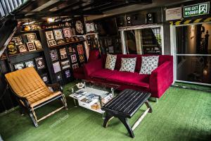 Cassette Hostel, Hostels  Chiang Mai - big - 4
