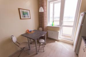 Apartment on Ohtinskaya