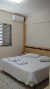 Hotel Makarena, Hotels  Três Corações - big - 8