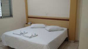 Hotel Makarena, Hotels  Três Corações - big - 6