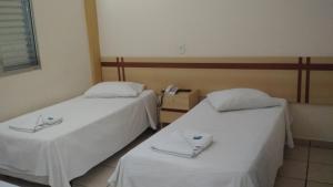 Hotel Makarena, Hotels  Três Corações - big - 7