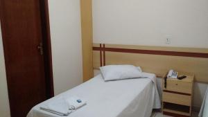 Hotel Makarena, Hotels  Três Corações - big - 5