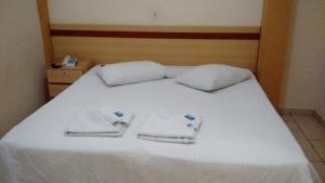 Hotel Makarena, Hotels  Três Corações - big - 2