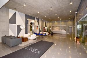 Linea Modern Furnished Cement Loft Apartments