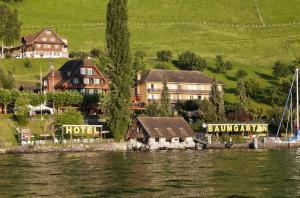 Gästehaus Baumgarten - Hotel - Kehrsiten