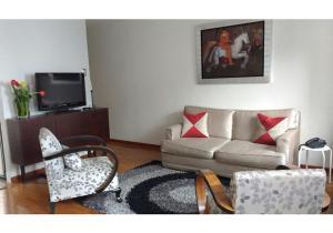 Apartamento cerca al Malecon, Apartmány  Lima - big - 17