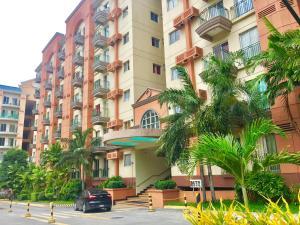 Chateau Elysee Ritz, Ferienwohnungen  Manila - big - 22