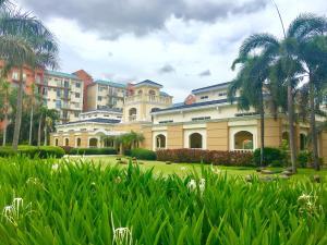 Chateau Elysee Ritz, Ferienwohnungen  Manila - big - 23