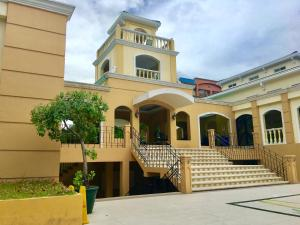 Chateau Elysee Ritz, Ferienwohnungen  Manila - big - 27
