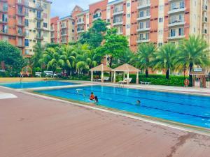 Chateau Elysee Ritz, Ferienwohnungen  Manila - big - 28