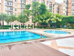 Chateau Elysee Ritz, Ferienwohnungen  Manila - big - 29