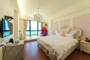 Muxia Siji Sea View Guesthouse, Privatzimmer  Yanliau - big - 30