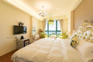 Muxia Siji Sea View Guesthouse, Privatzimmer  Yanliau - big - 34
