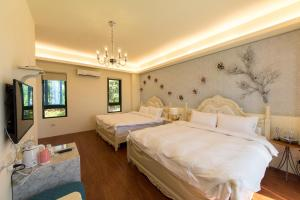 Muxia Siji Sea View Guesthouse, Privatzimmer  Yanliau - big - 40