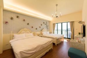 Muxia Siji Sea View Guesthouse, Privatzimmer  Yanliau - big - 41