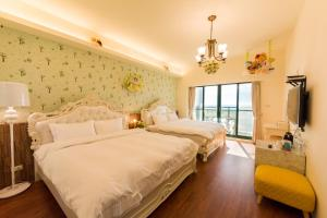 Muxia Siji Sea View Guesthouse, Privatzimmer  Yanliau - big - 49