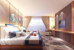 Weihai Yiting Art Hotel, Отели  Вэйхай - big - 7