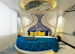 Weihai Yiting Art Hotel, Отели  Вэйхай - big - 5