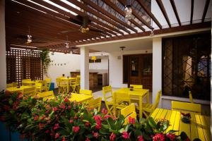 Positano Hostel, Pensionen  Santa Marta - big - 23