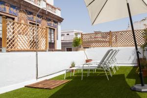 Green-Apartments San Francisco, Apartmány  Seville - big - 88